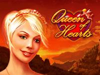 Игровые автоматы Queen Of Hearts