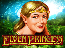 Играть в аппарат Эльфийская Принцесса