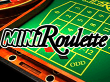 Мини Рулетка в казино Вулкан