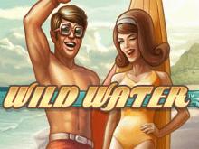Платный онлайн автомат Дикая Вода
